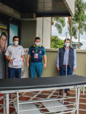 MET GROUP, BUSSCAR y EXCO COLOMBIA donan 20 camillas Hospitalarias a la Gobernación de Risaralda