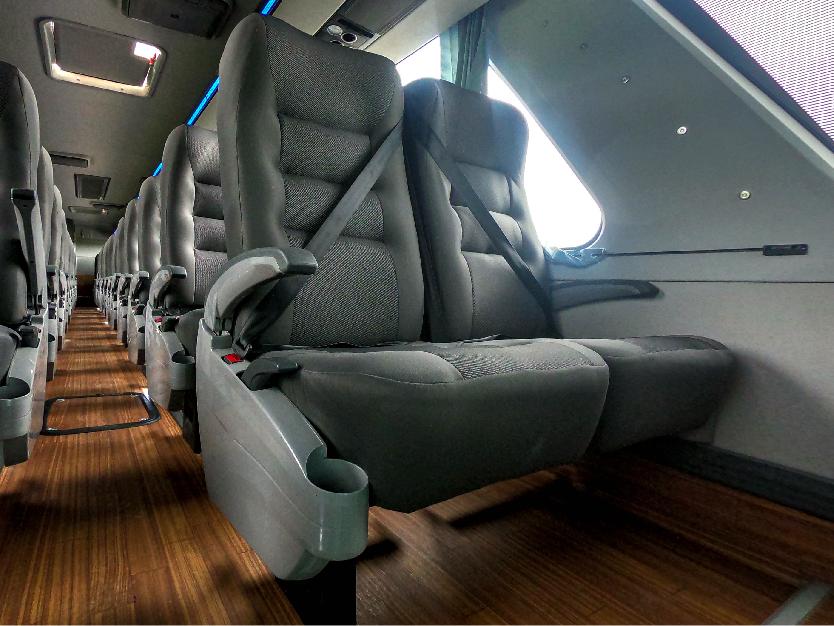 Sillas para transporte de pasajeros